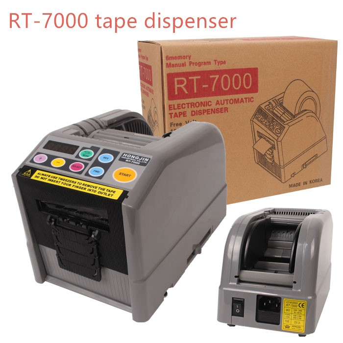 Automatic tape dispenser RT-7000
