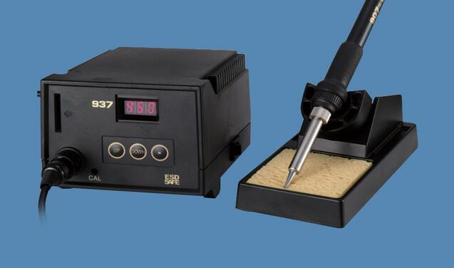 937 lead free soldering station